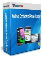 Android Contacts to iPhone Transfer