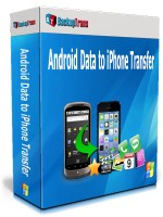 Android Data to iPhone Transfer