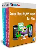 Android iPhone SMS MMS Transfer + for Mac