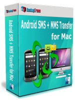 Android SMS + MMS Transfer for Mac