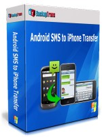 Android SMS to iPhone Transfer, Transfer Android SMS to iPhone