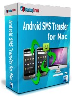 Android SMS Transfer for Mac, Transfer SMS for Android on Mac