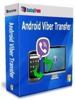 Android Viber Transfer - Backup & Restore Viber Chat History