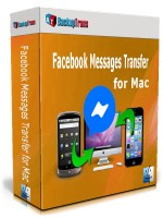 Facebook Messages Transfer for Mac