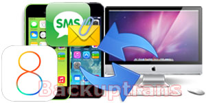 Backup and Restore iPhone Messages When Updating to iOS 8