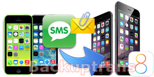 How to Transfer Content from Any Phone to New iPhone 6 & 6 Plus Transfer-sms-mms-imessage-to-iphone-6-6plus-from-iphone-5s-5c-5-4s-4