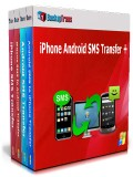 iPhone Android SMS Transfer +