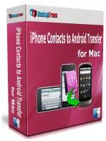 import contacts from iphone to mac backuptrans iphone contacts to android transfer for mac 8269