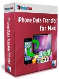 iPhone Data Transfer for Mac
