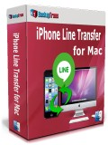iPhone Line Transfer for Mac