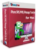 iPhone SMS/MMS/iMessage Transfer for Mac