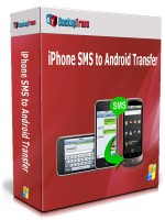 iPhone SMS to Android Transfer