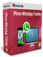 iPhone WhatsApp Transfer