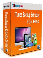 iTunes Backup Extractor for Mac