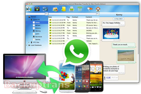 Copy Android WhatsApp Chat History to Computer or another Android Android-whatsapp-transfer-software