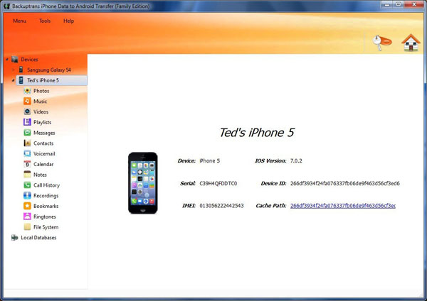 backuptrans android whatsapp to iphone transfer crack mac