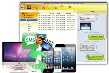 Transfer Sms Between Iphones