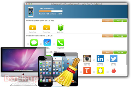 HOW TO: Erase All Data on Your iPhone 5S Permanently ! Ipod-iphone-ipad-space-free-up-software