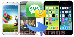 Migrate Android SMS, MMS Messages to iPhone
