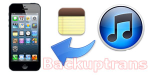 Recover Deleted or Lost iPhone Notes from iTunes Backup