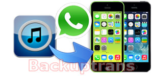 Recover WhatsApp Chat Messages from iPhone Backup
