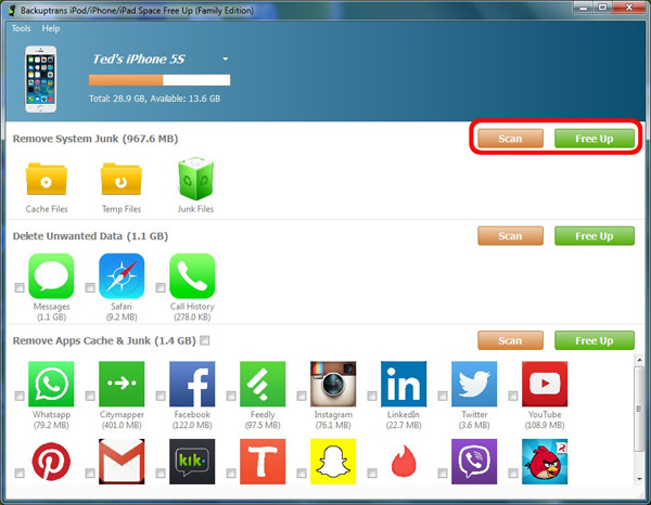 How to Free Up Storage Space on iPhone iPad or iPod