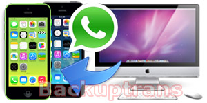 Restore iPhone WhatsApp Chat History from Mac