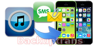 Retrieve Messages (SMS & MMS & iMessage) from iPhone Backup