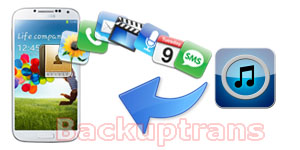 Move and Transfer Data from iPhone Backup to Android Phone